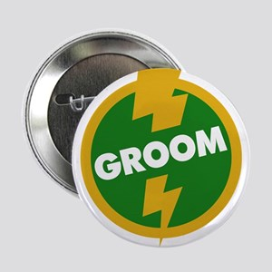 "Groom Wedding - Dupree 2.25"" Button"